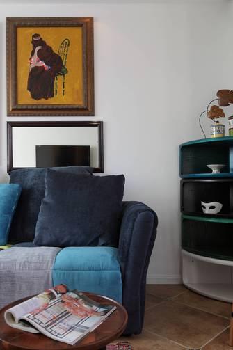 豪华型140平米四室两厅地中海风格客厅欣赏图