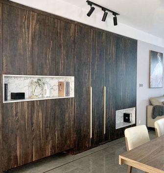 豪华型110平米三室两厅现代简约风格走廊图片大全