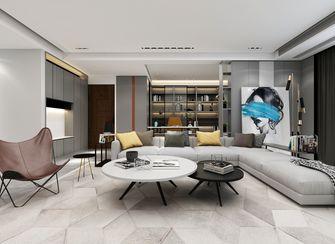 20万以上140平米三室三厅现代简约风格客厅装修案例