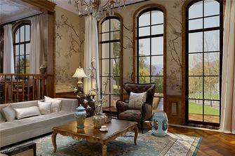 豪华型140平米别墅新古典风格客厅图片大全