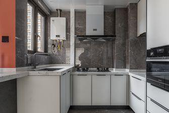 10-15万90平米三室两厅现代简约风格厨房图片大全