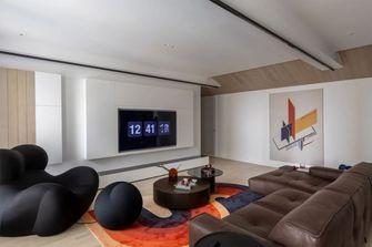 10-15万130平米四室一厅现代简约风格客厅设计图