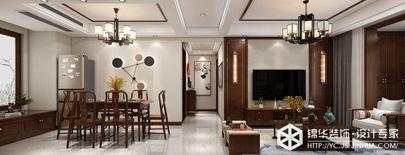 120平米四室四厅中式风格客厅欣赏图