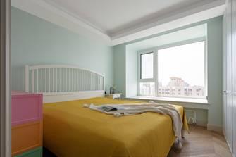20万以上一居室北欧风格卧室装修案例