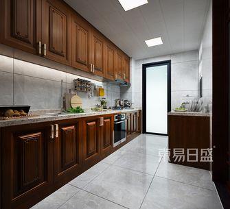 豪华型140平米四中式风格厨房图片