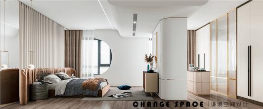 豪华型140平米三室三厅轻奢风格卧室装修效果图
