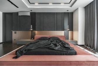 140平米三室两厅轻奢风格卧室装修效果图