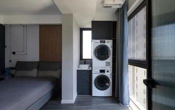 经济型120平米三室两厅现代简约风格阳台图片大全