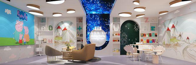 140平米别墅欧式风格影音室欣赏图