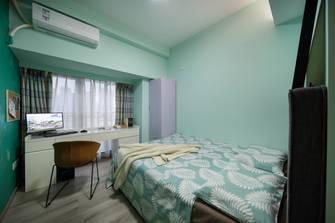 100平米三室两厅现代简约风格青少年房效果图