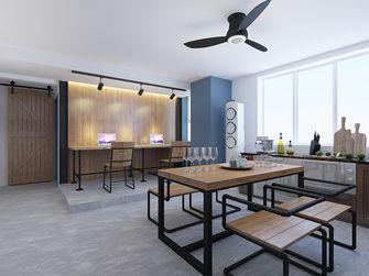 富裕型60平米公寓工业风风格餐厅图片大全