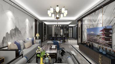 20万以上120平米四室四厅中式风格客厅装修案例
