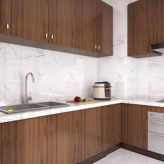 100平米三新古典风格厨房装修效果图
