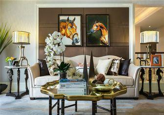 20万以上100平米三室一厅欧式风格客厅效果图