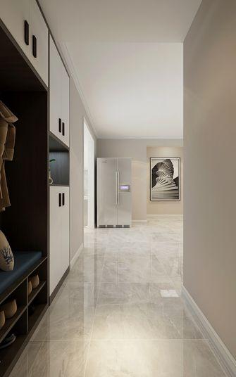 130平米三室两厅北欧风格走廊效果图