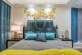 5-10万80平米混搭风格卧室欣赏图