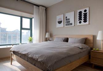 经济型80平米日式风格卧室装修案例