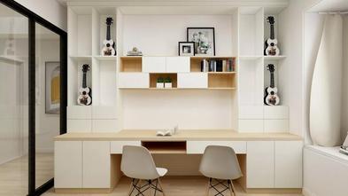经济型140平米四室两厅现代简约风格影音室装修案例