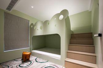 130平米三室两厅法式风格青少年房装修案例