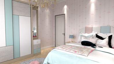 90平米欧式风格卧室设计图