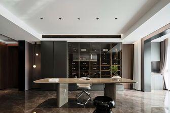 豪华型140平米四室一厅轻奢风格书房装修效果图