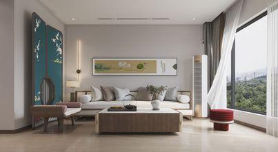 15-20万110平米复式新古典风格客厅欣赏图