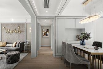豪华型140平米三美式风格餐厅装修案例