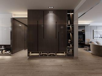 富裕型140平米别墅轻奢风格玄关图片