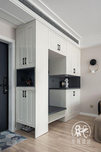 10-15万60平米公寓现代简约风格玄关设计图