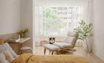 富裕型50平米小户型日式风格卧室装修效果图
