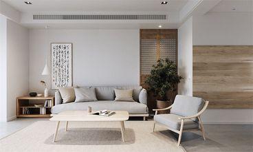 经济型100平米日式风格客厅装修效果图