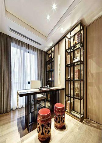 豪华型110平米三室一厅中式风格书房装修效果图
