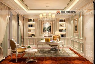 15-20万140平米复式欧式风格书房欣赏图