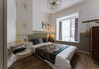 130平米三室三厅法式风格卧室效果图