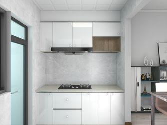 80平米公寓现代简约风格厨房图片