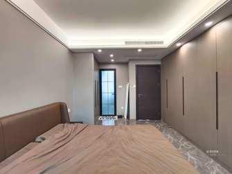 富裕型140平米四现代简约风格卧室图片