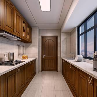 15-20万140平米三美式风格厨房图片