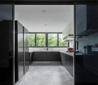 3-5万80平米美式风格厨房装修效果图