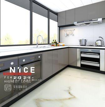 20万以上140平米别墅轻奢风格厨房图片