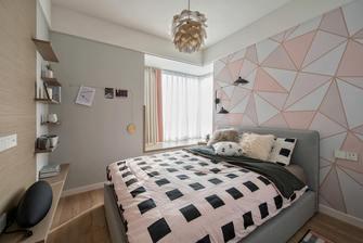 10-15万120平米三室两厅北欧风格卧室装修效果图