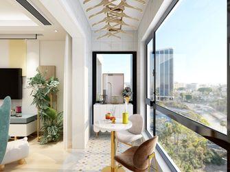 100平米四室两厅混搭风格阳台图