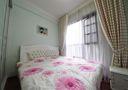 富裕型120平米三室两厅欧式风格卧室装修效果图