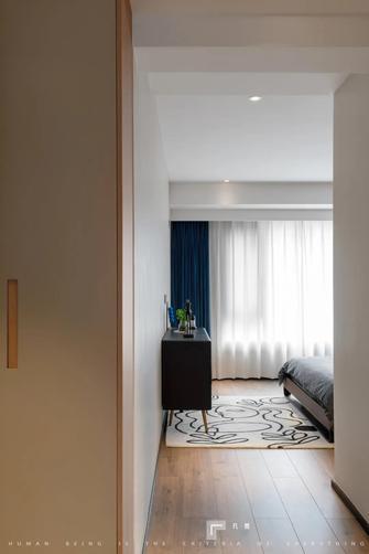 20万以上140平米四室两厅现代简约风格走廊装修图片大全