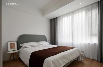140平米三室三厅日式风格卧室图片