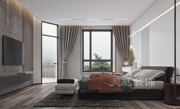 5-10万120平米三中式风格卧室欣赏图