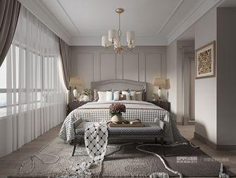 豪华型40平米小户型美式风格卧室欣赏图