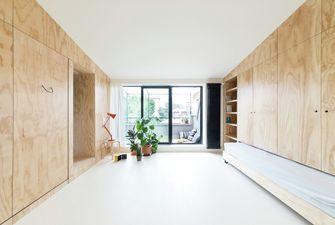 5-10万30平米小户型田园风格客厅装修效果图