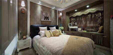 70平米欧式风格卧室欣赏图
