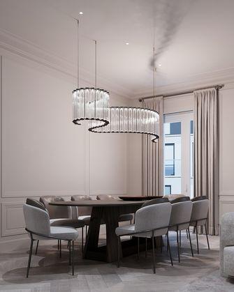 20万以上140平米四室两厅法式风格餐厅效果图