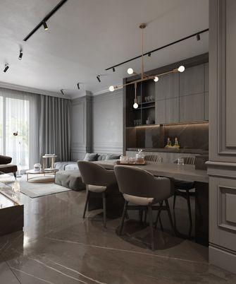 20万以上140平米四室三厅美式风格餐厅设计图